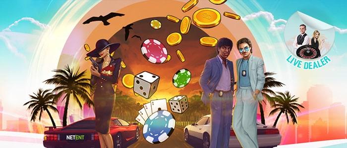 Miami Dice Casino App Intro