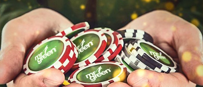 Mr Green Casino App Banking