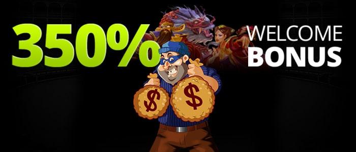 Raging Bull Casino App Bonus