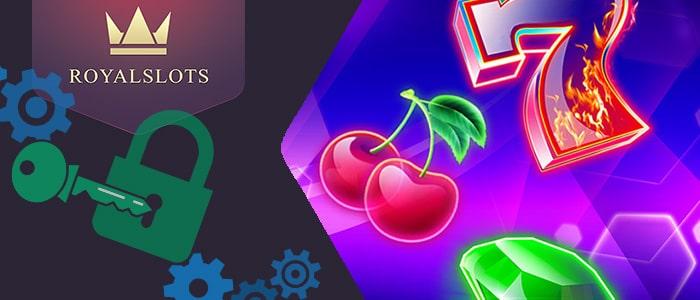 RoyalSlots Casino App Safety