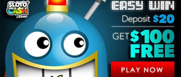 SlotoCash Casino App Bonus