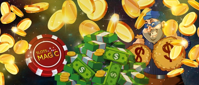 Slots Magic Casino App Banking