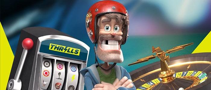 Thrills Casino App Games