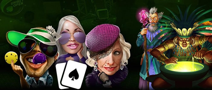 Unibet Casino App Games