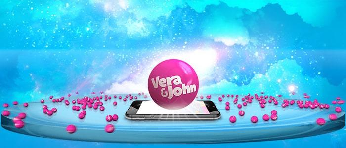 Vera and John Casino App Support