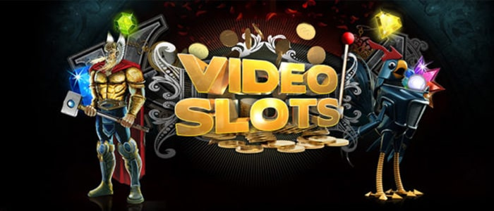 Slot machine wins on video