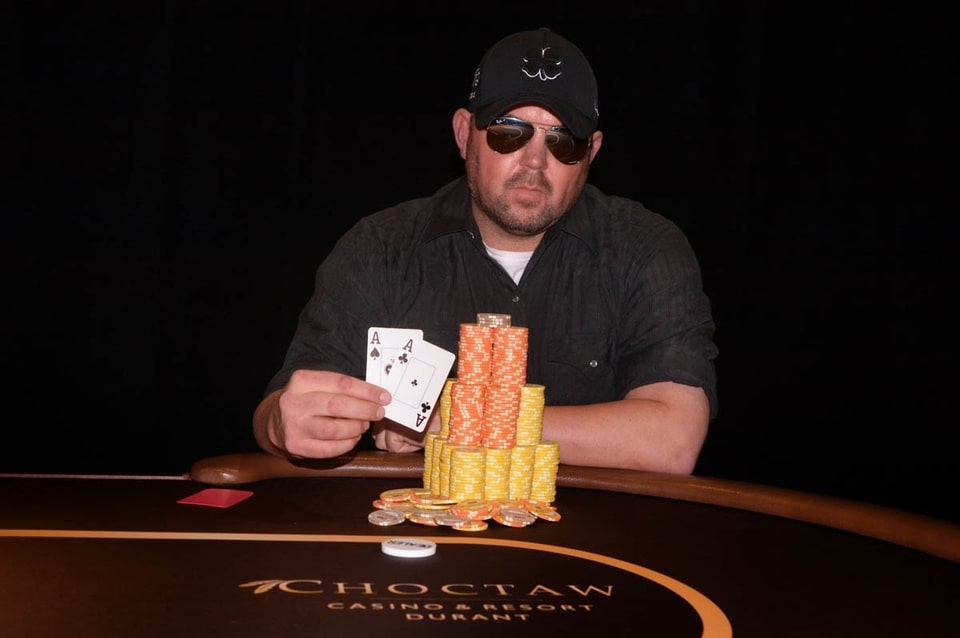 """Anthony """"Bart"""" Bogard Triumphs with Second Gold Ring at 2018/19 WSOP Circuit Choctaw Durant Stop"""