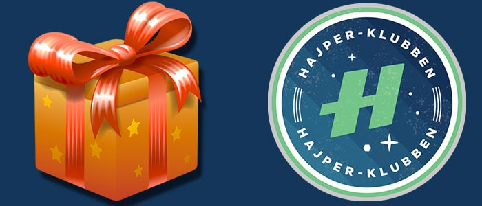 hajper casino app bonus