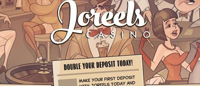 joreels casino app bonus