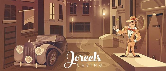joreels casino app intro