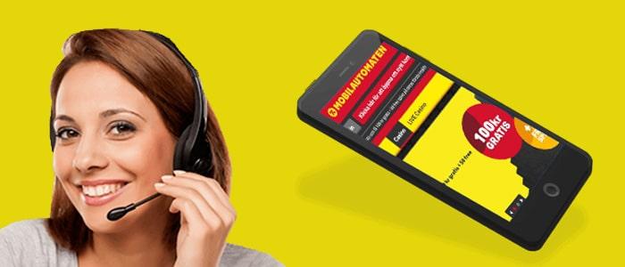 mobilautomaten casino app support min