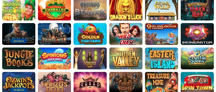 pelaa casino app games