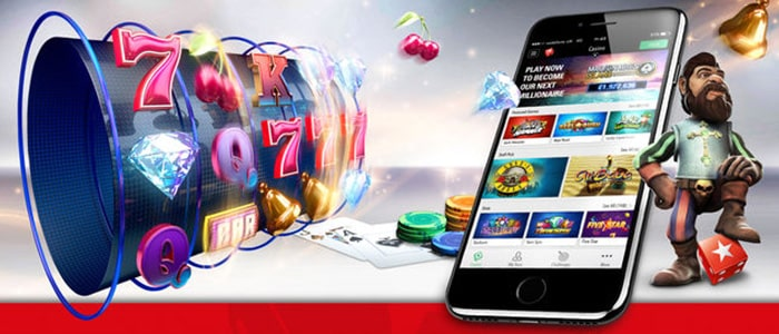 Pokerstars app play home games