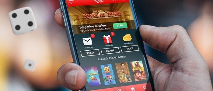 rolla casino app safety