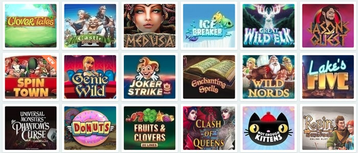 speedy casino app games