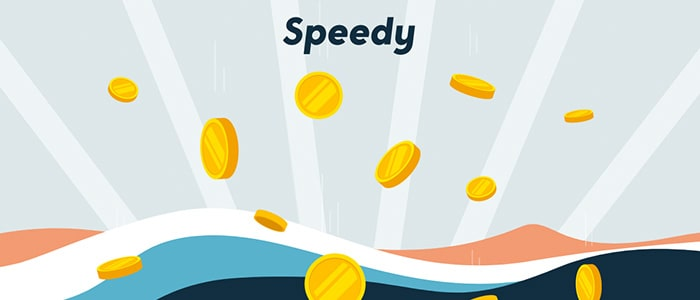 speedy casino banking