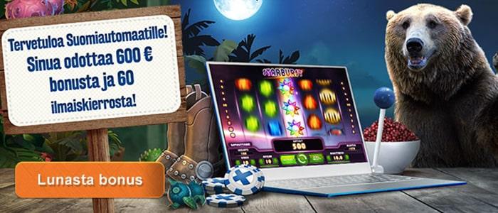 suomiautomaati casino app bonus