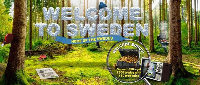 sweden casino app bonus
