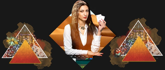 temple nile casino app support