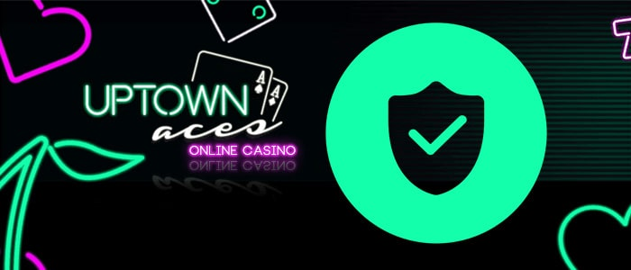 uptown aces casino app safety