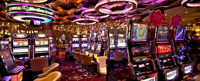 Altira Macau and Mocha Slots Hall