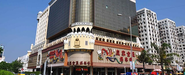 Casa Real Casino Macau