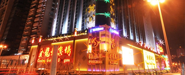 Casino Golden Dragon Macau