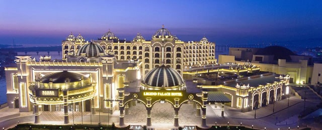 Legend Palace Hotel Casino Macau