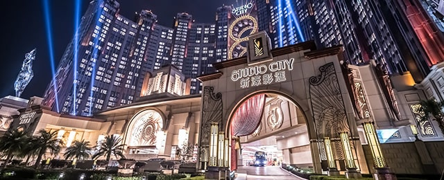 Studio City Casino Macau