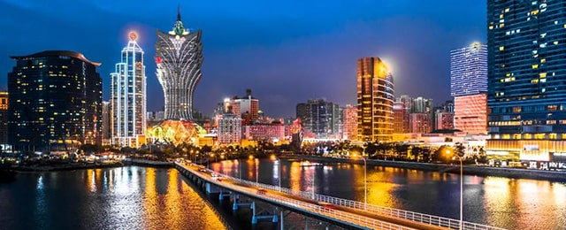 Welcome to Macau
