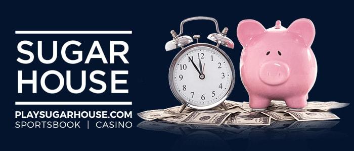 SugarHouse Casino App Banking
