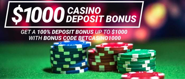 BetAmerica Casino App Intro