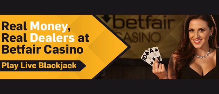 Betfair Casino App Games