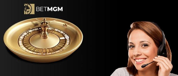 BetMGM Casino App Support