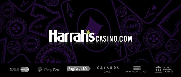 Harrah's Casino App Banking