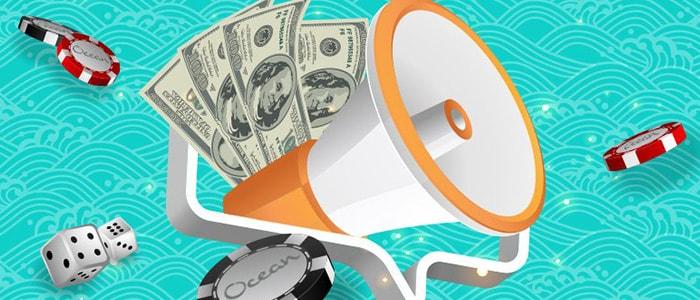 Ocean Resort Casino App Bonuses