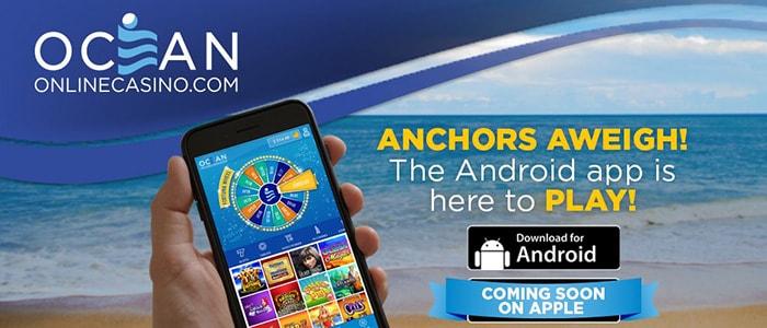 Ocean Resort Casino App Intro