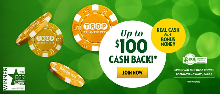 Tropicana Casino App Banking