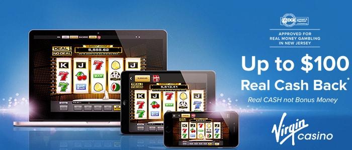 Virgin Casino App Intro