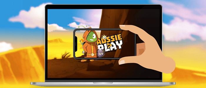 Aussie Play Casino App Intro
