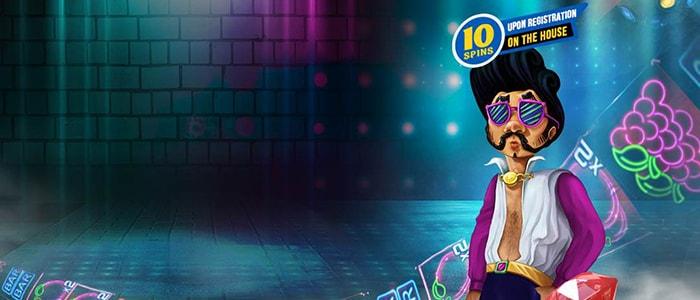 House of Pokies Casino App Intro