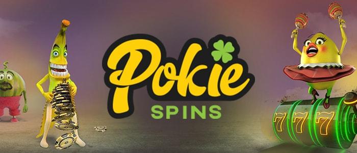 Pokie Spins Casino App Intro