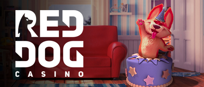 Red Dog Casino App Bonus