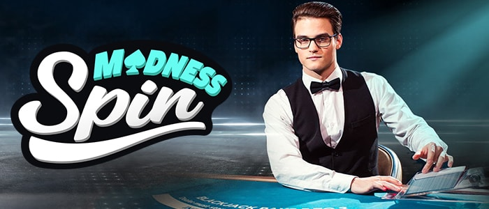 Spin Madness Casino App Games