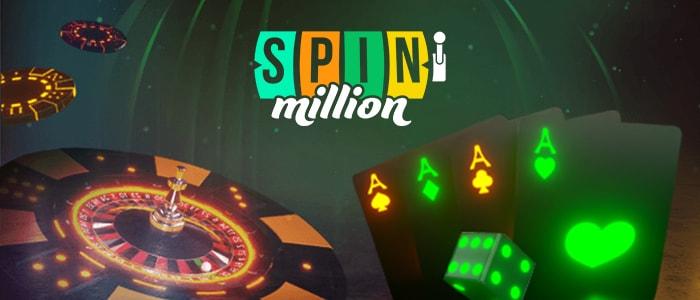 Spin Million Casino App Games