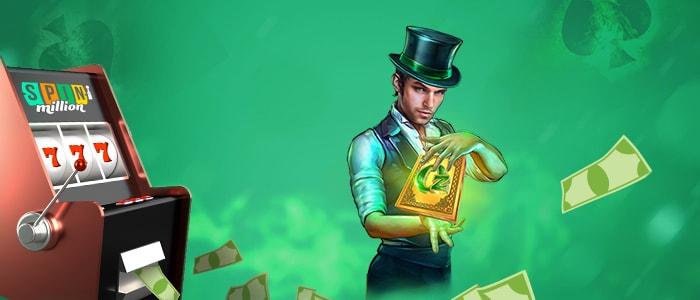 Spin Million Casino App Intro