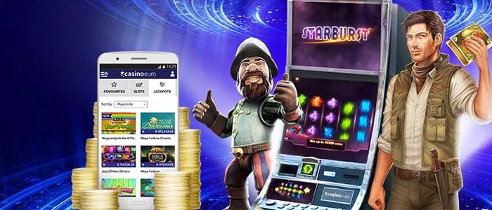 CasinoEuro App Banking