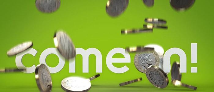 ComeOn Casino App Banking