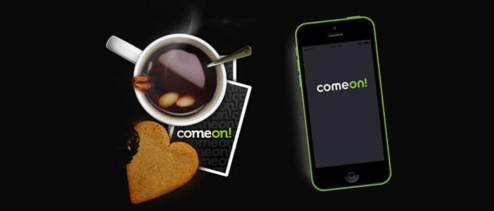 ComeOn Casino App Support