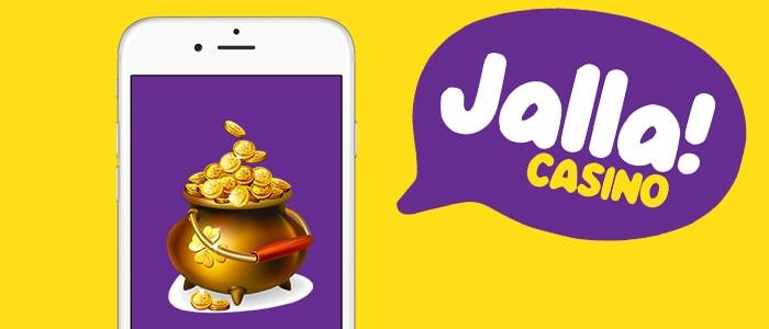 Jalla Casino App Bonus